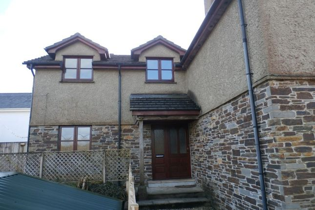 Thumbnail Detached house to rent in Greenhill, Lamerton, Tavistock