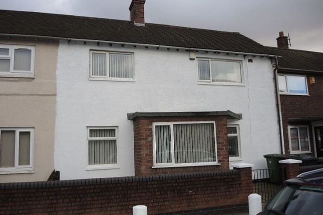 Thumbnail Terraced house to rent in Irlam Road, Bootle, Liverpool
