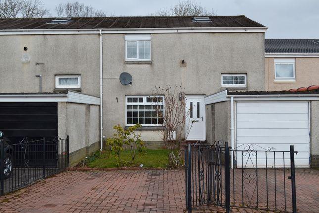 Thumbnail Terraced house for sale in Owendale Avenue, Bellshill