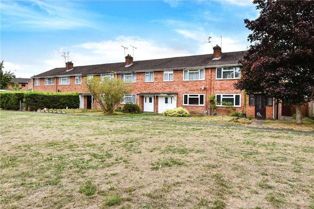 Thumbnail End terrace house for sale in Beaulieu Gardens, Blackwater, Surrey