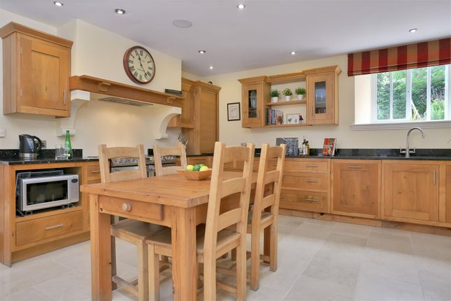 Kitchen Area of Woodhouses, Melbourne, Derbyshire DE73