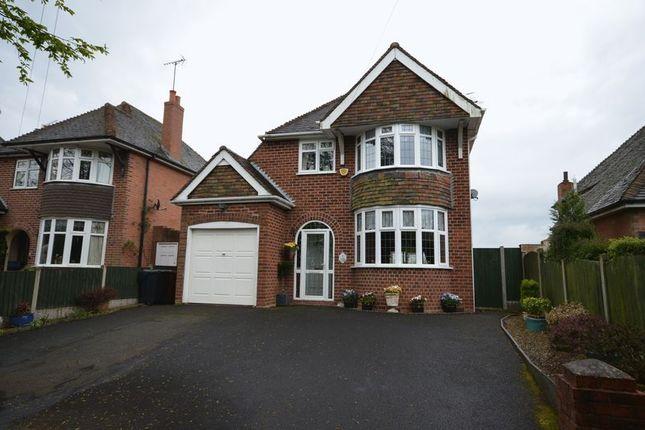 Thumbnail Detached house for sale in The Rise, Hopwood, Alvechurch, Birmingham