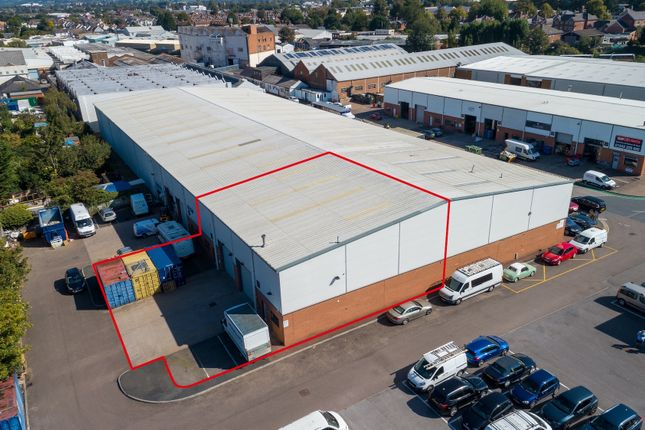 Thumbnail Industrial to let in Lansdown Industrial Estate, Cheltenham