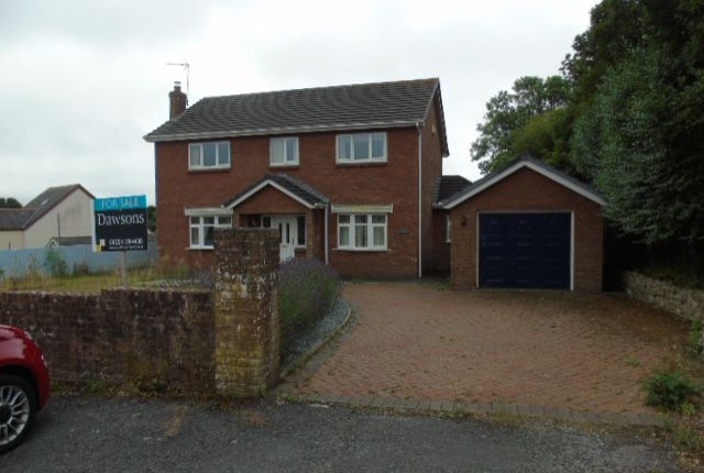Thumbnail Detached house to rent in Monksford Street, Kidwelly