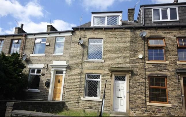 Thumbnail Terraced house to rent in Calderbrook Road, Littleborough