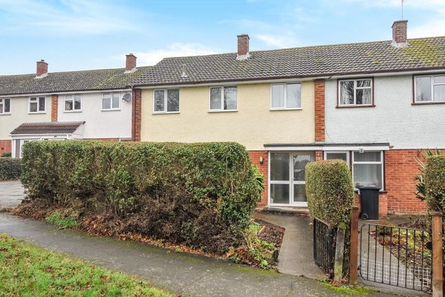Thumbnail Terraced house to rent in Hillside Avenue, Hereford