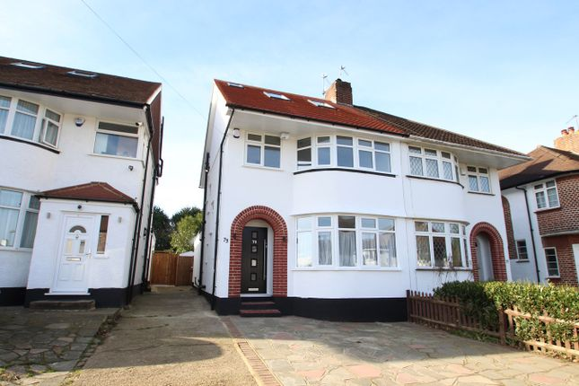 Thumbnail Semi-detached house to rent in Beaumont Road, Petts Wood, Orpington