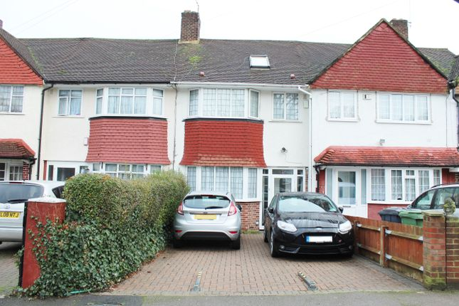 Terraced house for sale in Longhill Road, Catford