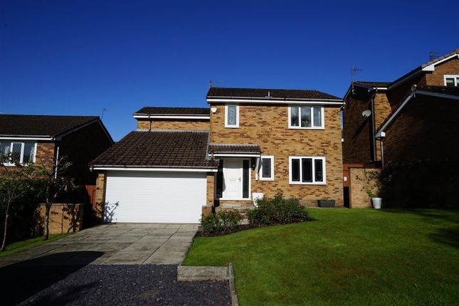 Thumbnail Detached house for sale in Braybrook Drive, Lostock, Bolton