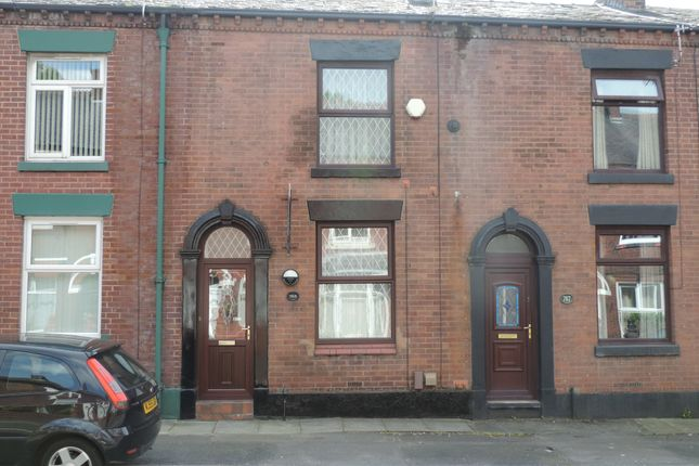 Thumbnail Terraced house to rent in 765 Middleton Road, Chadderton, Oldham
