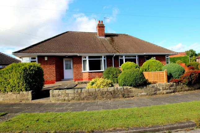 Thumbnail Semi-detached bungalow for sale in Draycote Crescent, Darlington