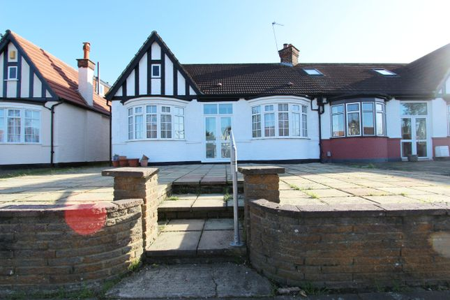 Thumbnail Semi-detached bungalow for sale in Crossway, Bush Hill Park