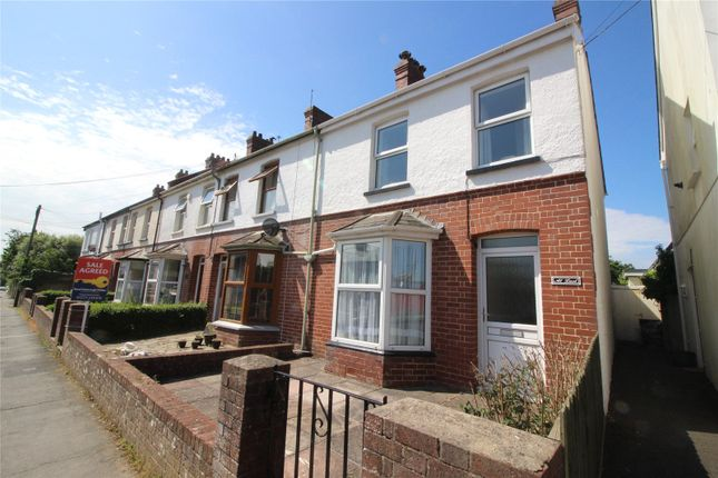 Thumbnail Terraced house for sale in Wrafton Road, Braunton