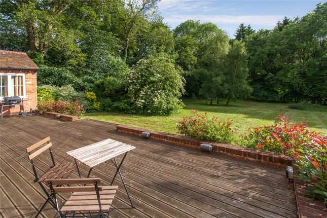 Decked Terrace of Cold Harbour, Goring Heath, Oxfordshire RG8