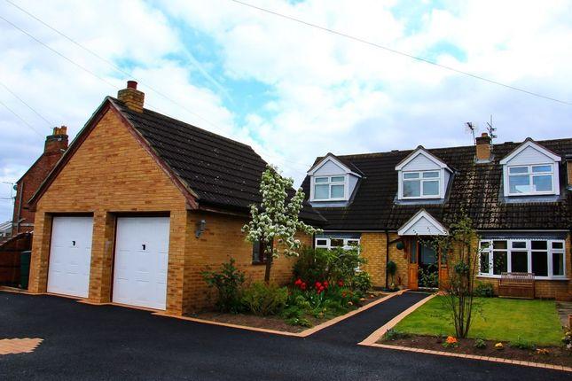 Thumbnail Semi-detached house for sale in Weston Lane, Shavington, Crewe