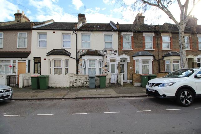 Thumbnail Terraced house for sale in Brock Road, London