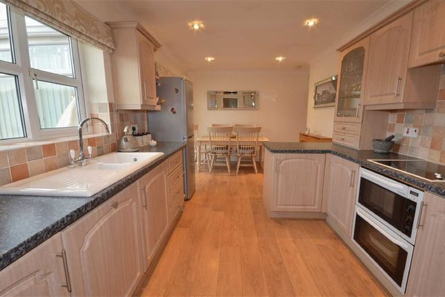 Thumbnail Detached bungalow for sale in Aire Valley Mount, Castleford, West Yorkshire