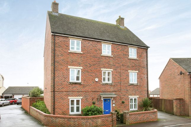 Thumbnail Detached house for sale in Kilford Close, Amesbury, Salisbury