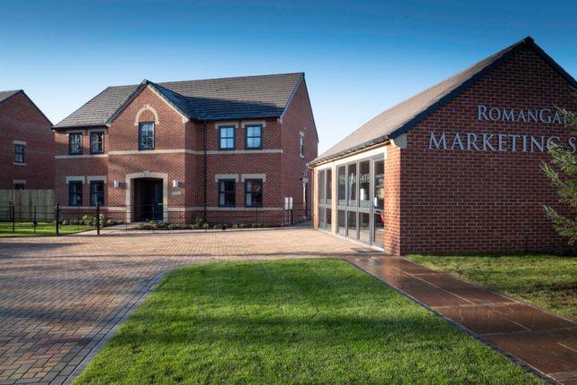 5 bed detached house for sale in Romangate, Middleton Lane, Middleton Saint George DL2