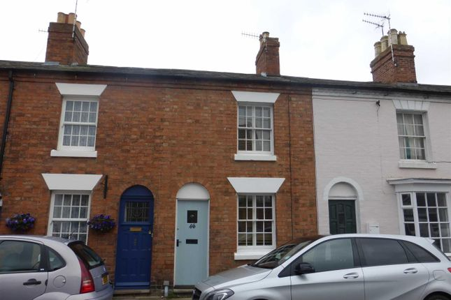 Thumbnail Terraced house to rent in Bull Street, Stratford-Upon-Avon