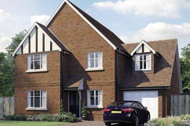 Thumbnail Detached house for sale in Oak Apples, Elgar Avenue, Crowthorne, Berkshire