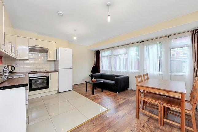 Thumbnail Flat to rent in Lorrimore Road, Kennington