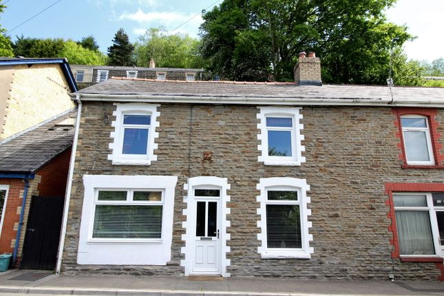 Semi-detached house for sale in High Street, Llanhilleth, Abertillery