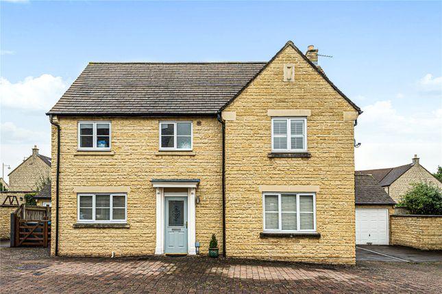 Thumbnail Detached house for sale in Laburnum Close, Carterton, Oxfordshire