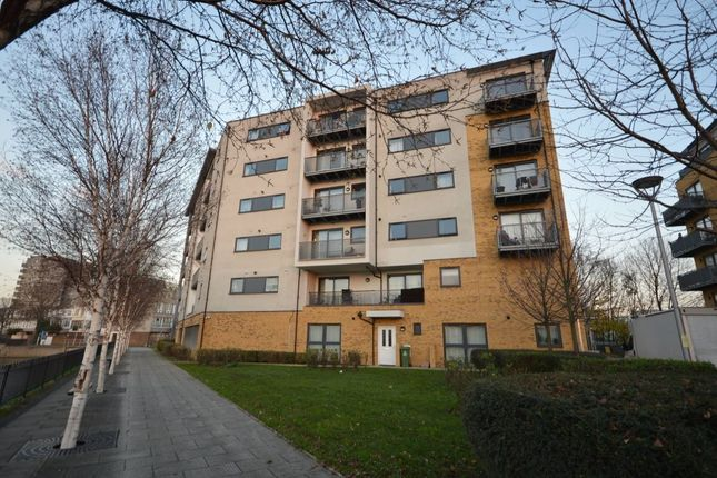 Thumbnail Flat for sale in Southmere Drive, Abbey Wood, London