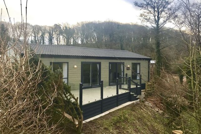 Thumbnail Mobile/park home for sale in Bentham Road, Ingleton, Carnforth
