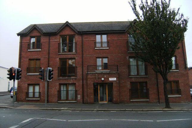 Thumbnail Flat to rent in Beersbridge Road, Belfast