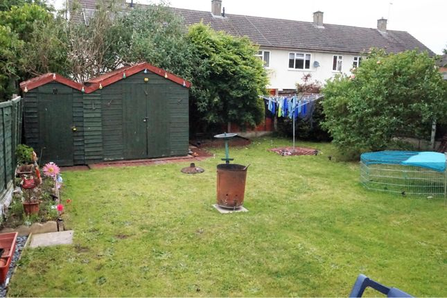 Rear Garden of Wyndham Gardens, Wrexham LL13