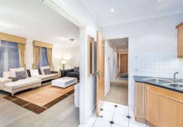 Thumbnail Flat to rent in John Adam Street, Covent Garden