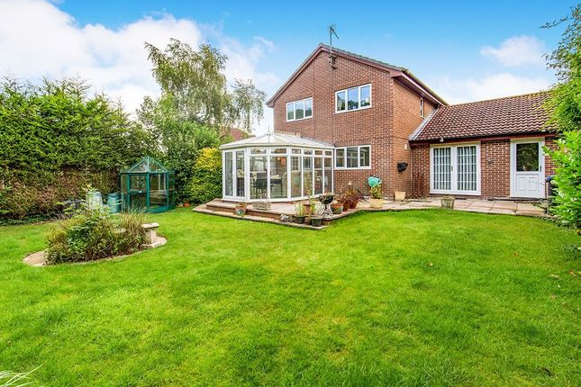 Thumbnail Detached house for sale in Woodham Gate, Newton Aycliffe