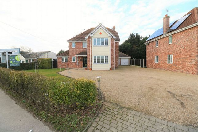 Thumbnail Detached house for sale in Frating Road, Great Bromley, Essex