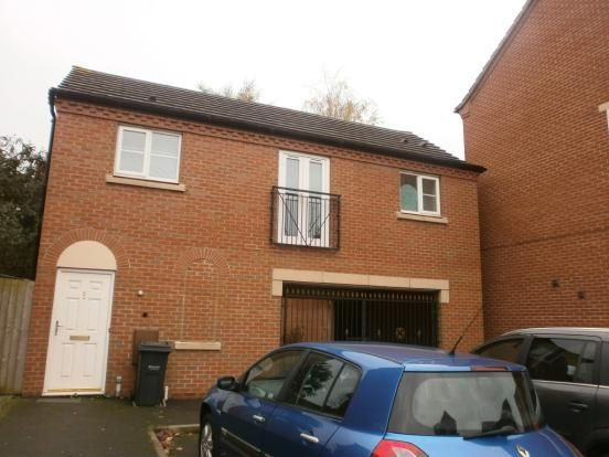 Thumbnail Flat for sale in Barleycorn Drive, Edgbaston