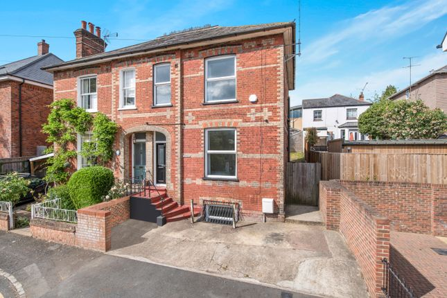 Thumbnail Detached house for sale in Stuart Road, High Wycombe