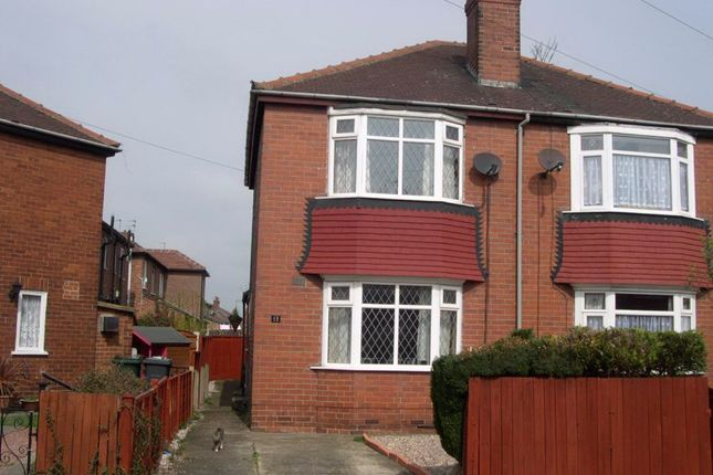 Thumbnail Semi-detached house to rent in Masefield Road, Wheatley Hills, Doncaster, South Yorkshire