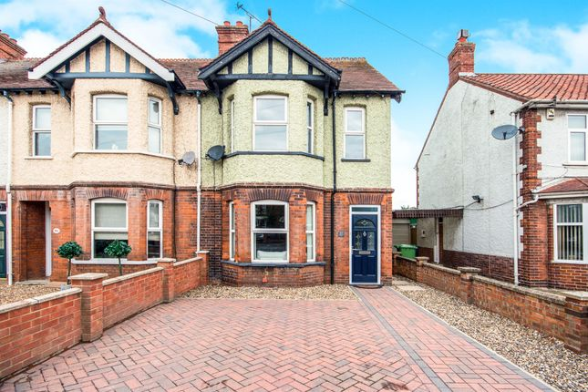 Thumbnail End terrace house for sale in Wootton Road, Gaywood, King's Lynn