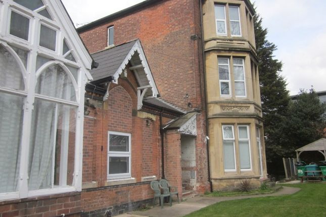 Thumbnail Flat for sale in Portland Road, Nottingham