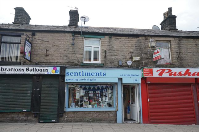 Thumbnail Flat to rent in Winter Hey Lane, Horwich, Bolton