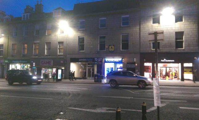 2 bed flat to rent in Trinity Centre, Union Street, Aberdeen
