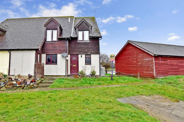 Thumbnail Semi-detached house for sale in Teasley Mead, Blackham, Kent