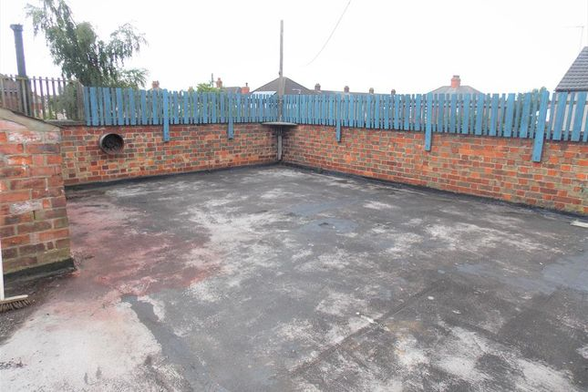 Roof Terrace of Cromwell Road, Grimsby DN31