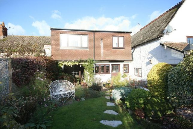 Thumbnail Property for sale in Long Street, Williton, Taunton