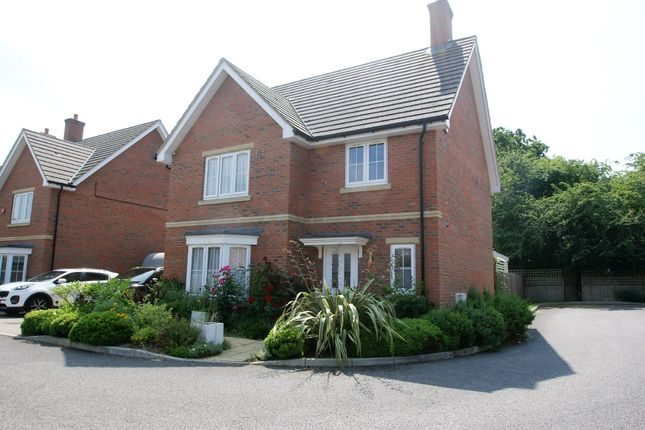 Detached house to rent in Foxwood Gardens, Little Canfield, Dunmow