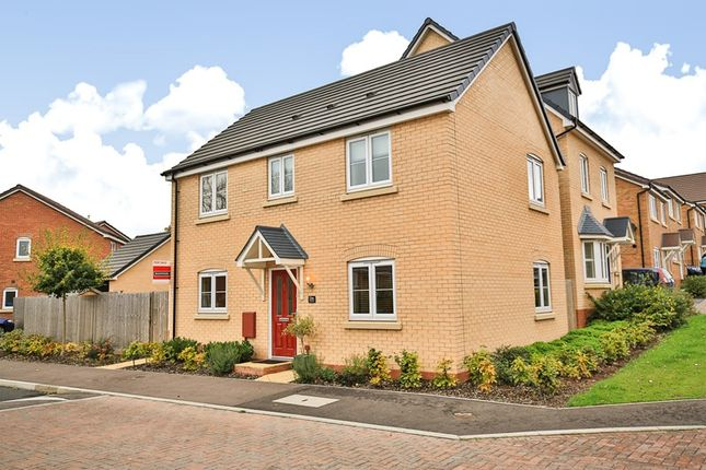 Thumbnail Detached house for sale in Beamhouse Drive, Ross-On-Wye