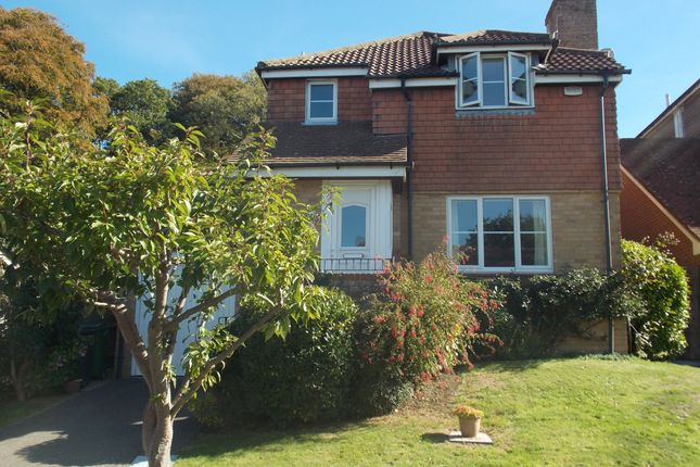 Thumbnail Detached house to rent in Hoover Close, St. Leonards-On-Sea