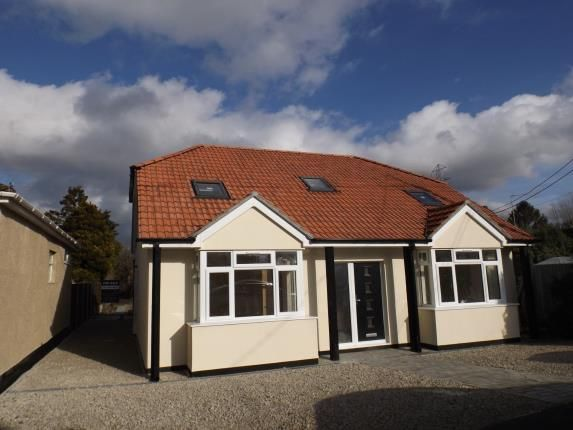 Thumbnail Bungalow for sale in Totton, Southampton, Hampshire