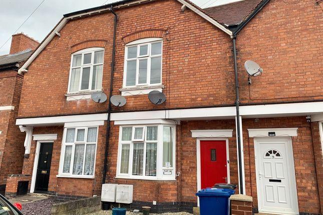 Thumbnail Flat to rent in Cross Street, Tamworth